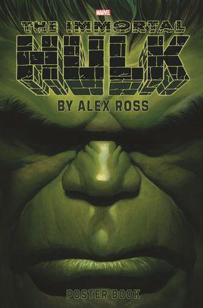 Immortal Hulk by Alex Ross Poster Book (2021)