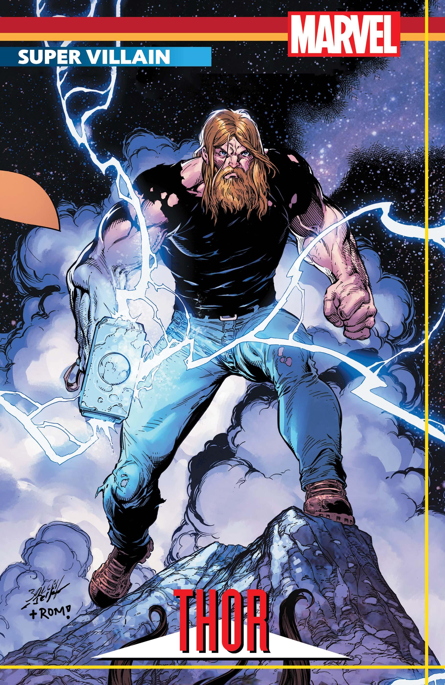 Heroes Reborn (2021) #7 (Variant)