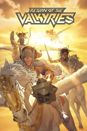 King In Black: Return Of The Valkyries (Trade Paperback)