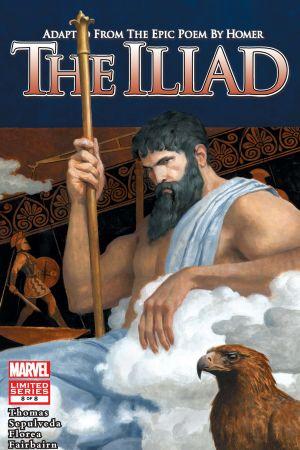 Marvel Illustrated: The Iliad #8