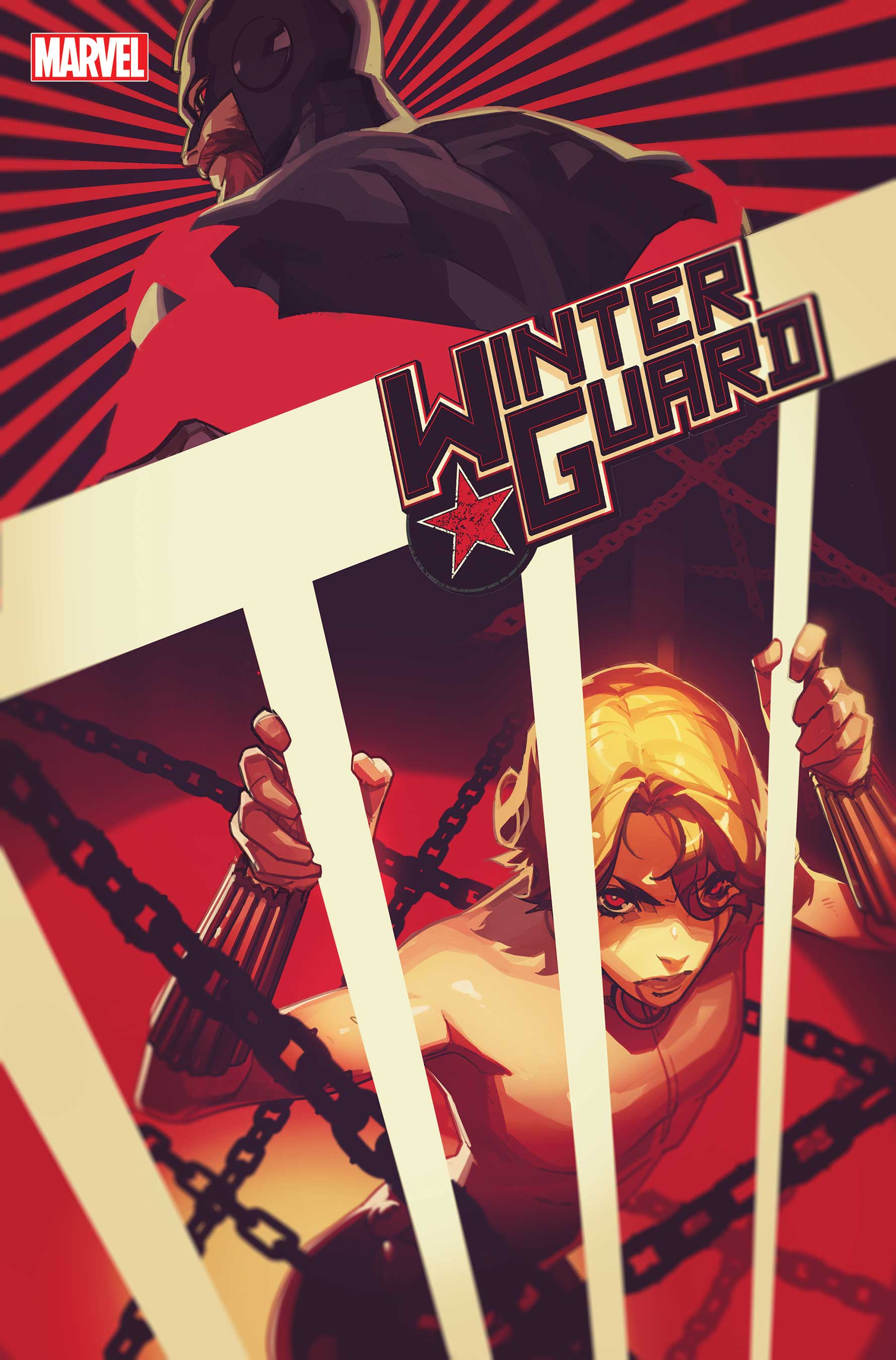 Winter Guard (2021) #4