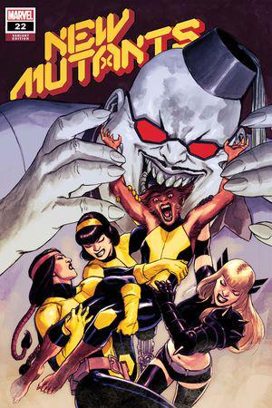New Mutants (2019) #22 (Variant)