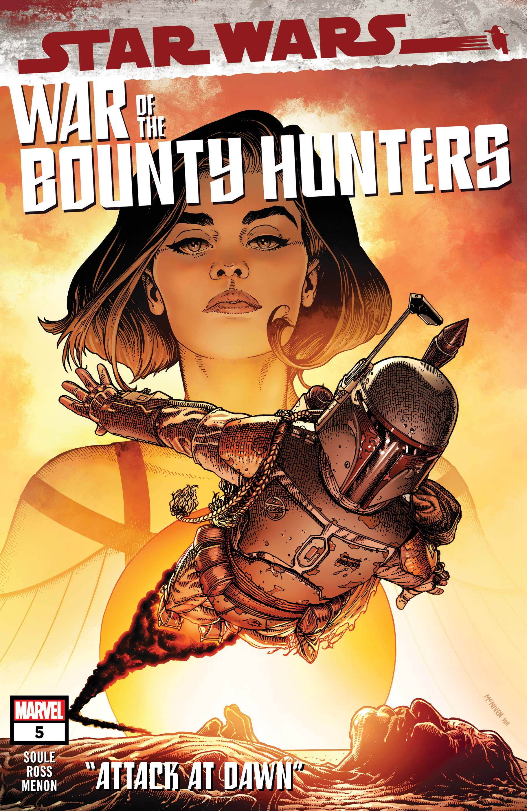 Star Wars: War of the Bounty Hunters (2021) #5