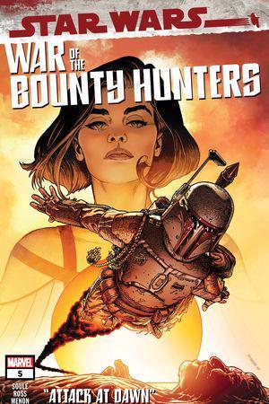 Star Wars: War of the Bounty Hunters #5