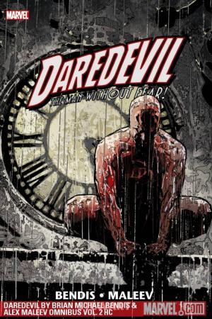 Daredevil by Brian Michael Bendis & Alex Maleev Omnibus Vol. 2 (2009 - Present)