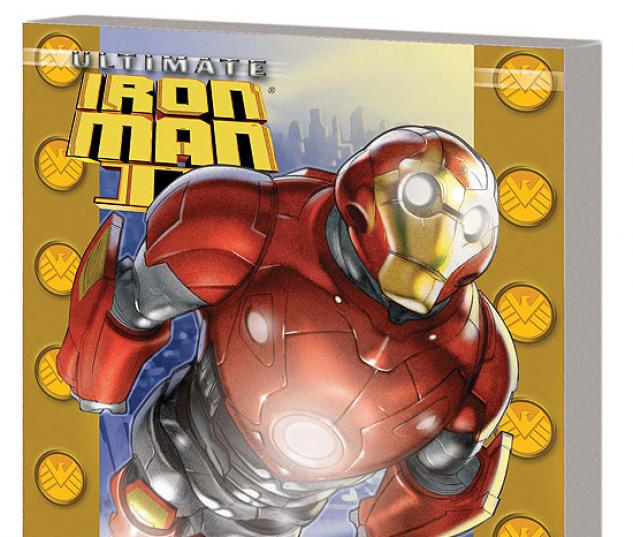 ULTIMATE IRON MAN II TPB #0