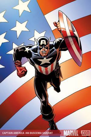 Captain America (2004) #44 (BUSCEMA VARIANT)
