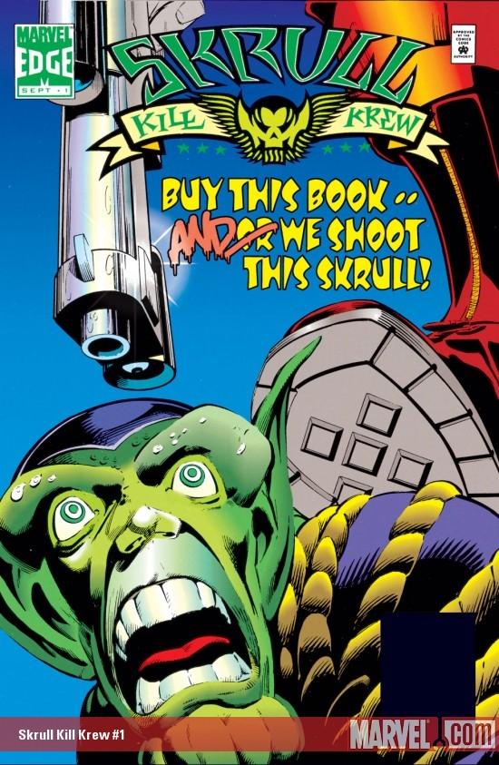 Skrull Kill Krew (Trade Paperback)