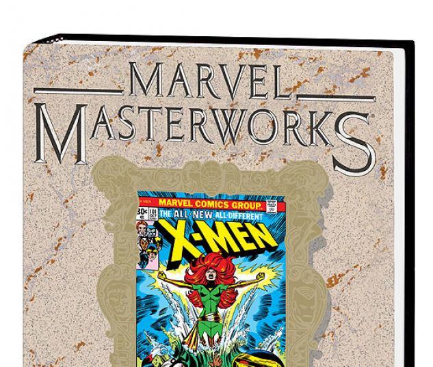 MARVEL MASTERWORKS: THE UNCANNY X-MEN VOL. 2 HC  #0
