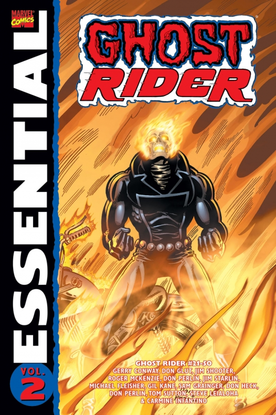 Essential Ghost Rider Vol. 2 (Trade Paperback)