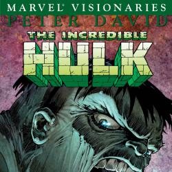 HULK VISIONARIES: PETER DAVID VOL. 3 #0
