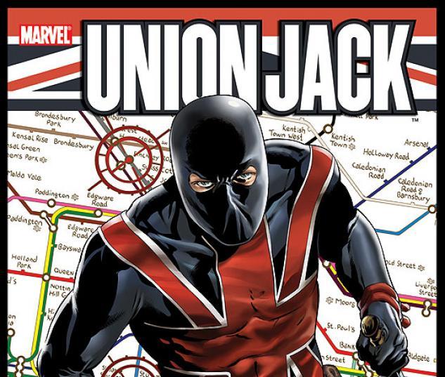 UNION JACK: LONDON FALLING #0