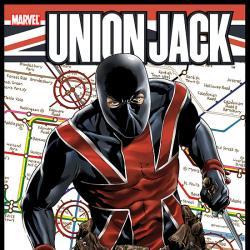 Union Jack: London Falling