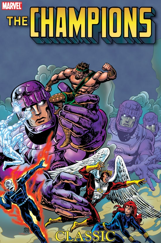 CHAMPIONS CLASSIC VOL. 2 TPB (Trade Paperback)