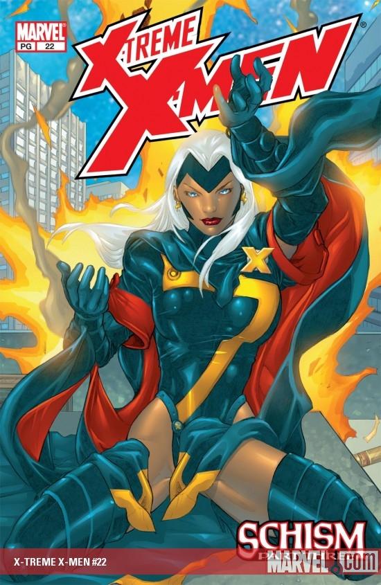 X-Treme X-Men (2001) #22