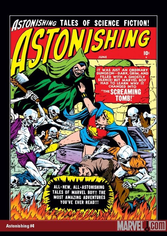 Astonishing (1951) #4
