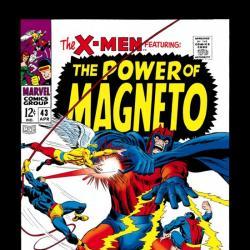 UNCANNY X-MEN #43