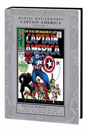 Marvel Masterworks: Captain America Vol. 2 (2005)