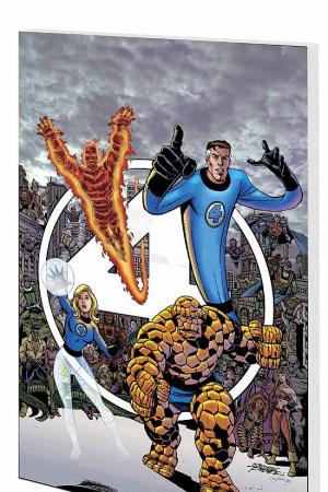 FANTASTIC FOUR VISIONARIES: GEORGE PEREZ VOL. 1 TPB (Trade Paperback)