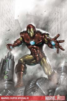 Marvel Super Special #1
