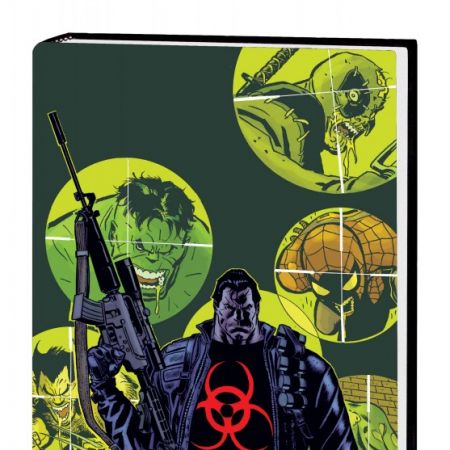 Marvel Universe Vs. the Punisher (Hardcover)