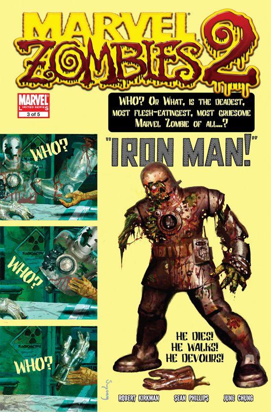 Marvel Zombies 2 (2007) #3