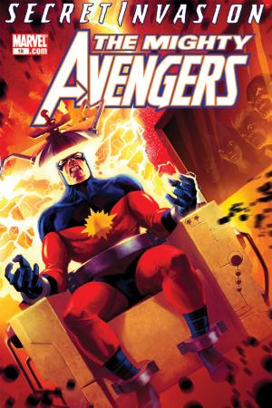 The Mighty Avengers (2007) #19