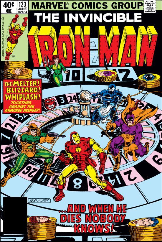 Iron Man (1968) #123
