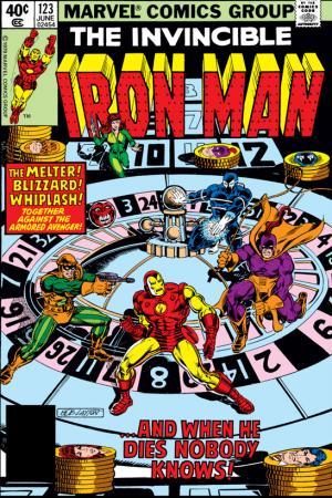 Iron Man #123