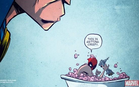 Deadpool Team-Up (2010) #884 Wallpaper