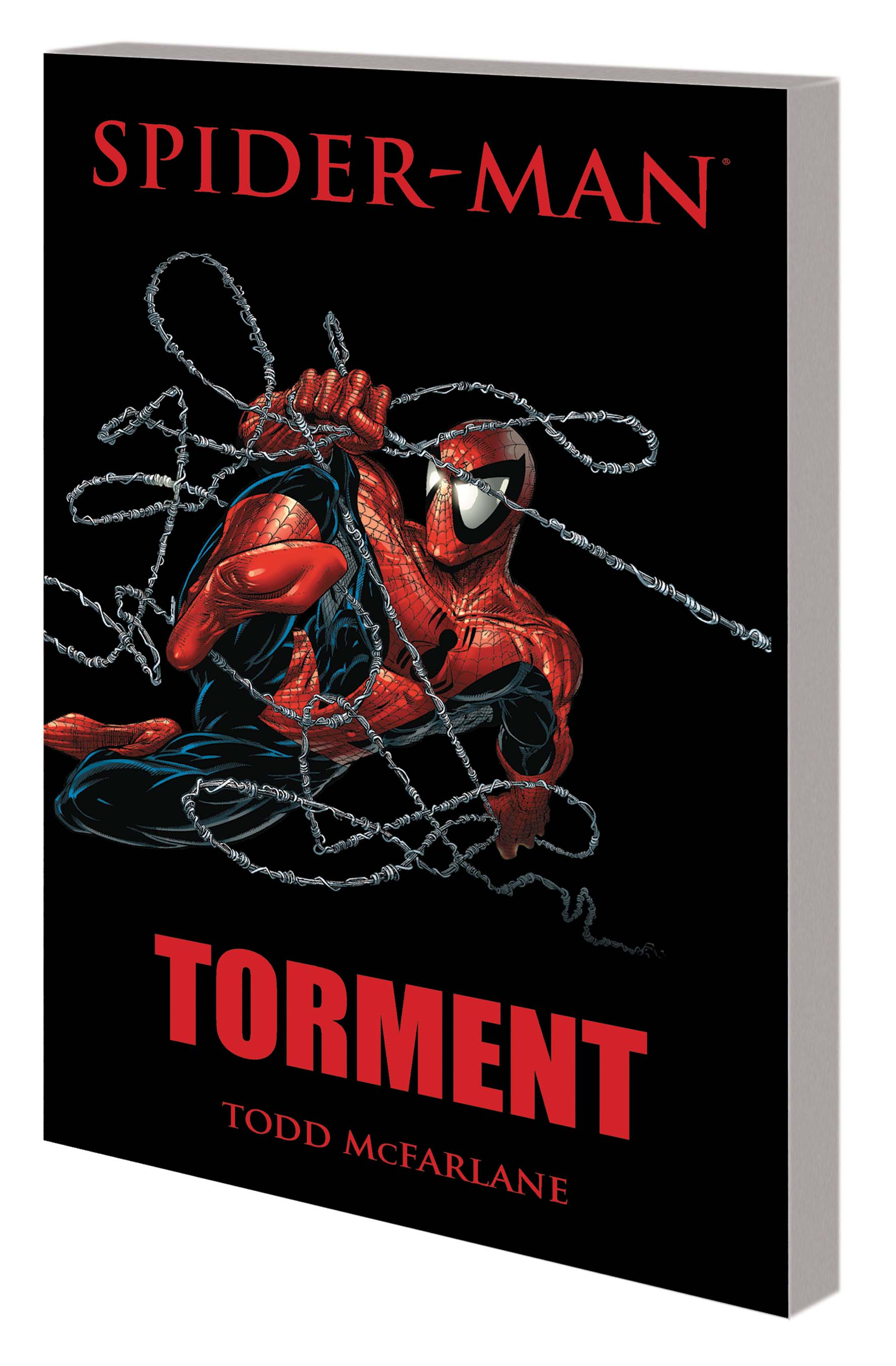 Spider-Man: Torment (New Printing) (Trade Paperback)