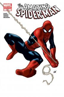 Amazing Spider-Man (1999) #669 (Architect Variant)