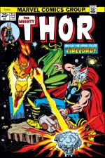 Thor (1966) #232 cover