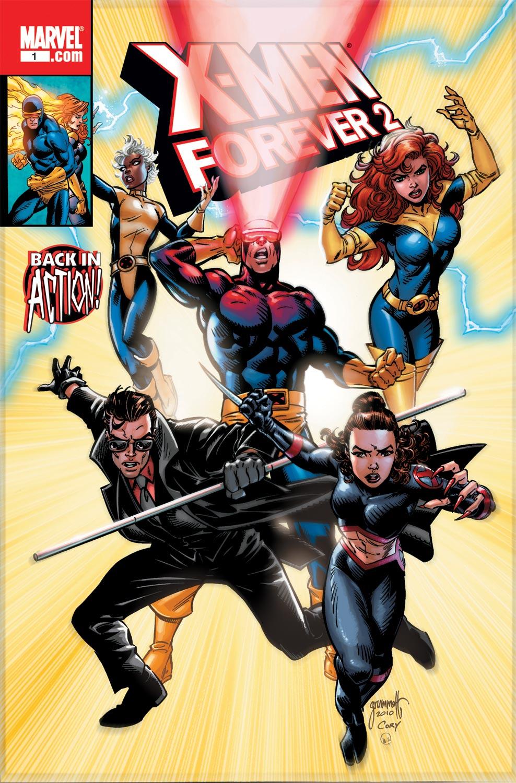X-Men Forever 2 (2010) #1