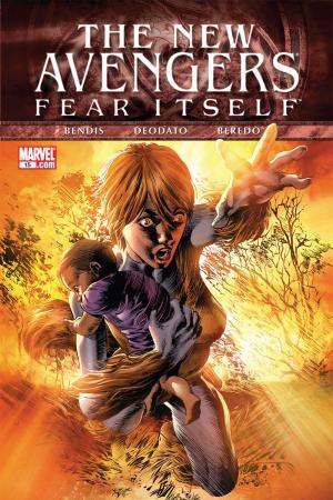 New Avengers (2010) #15