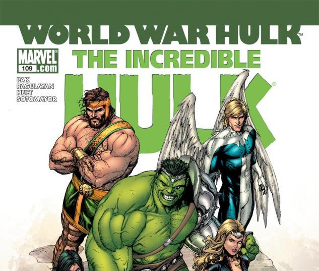 Incredible Hulk (1999) #109