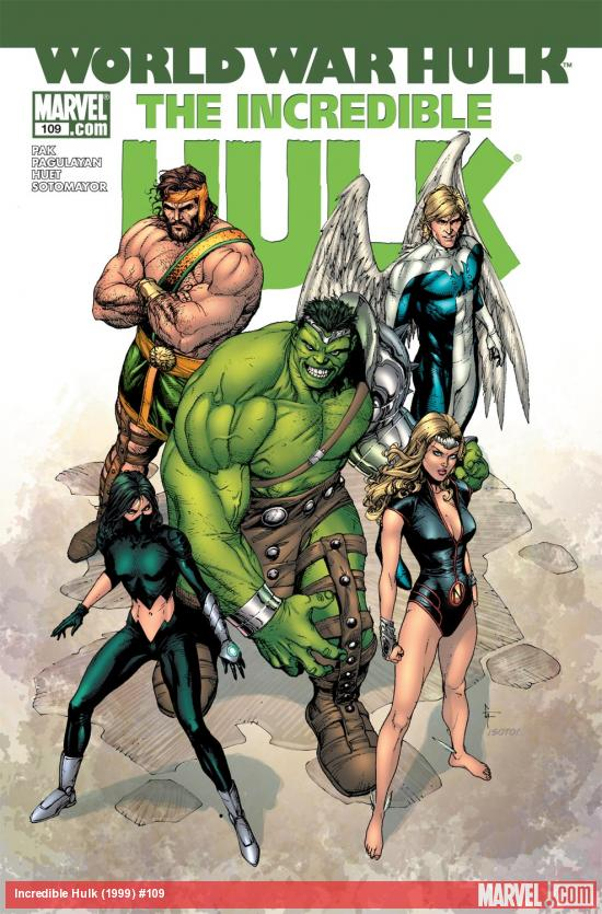 Hulk (1999) #109