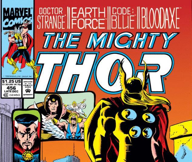 Thor (1966) #456
