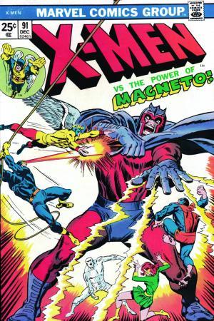 Uncanny X-Men (1963) #91