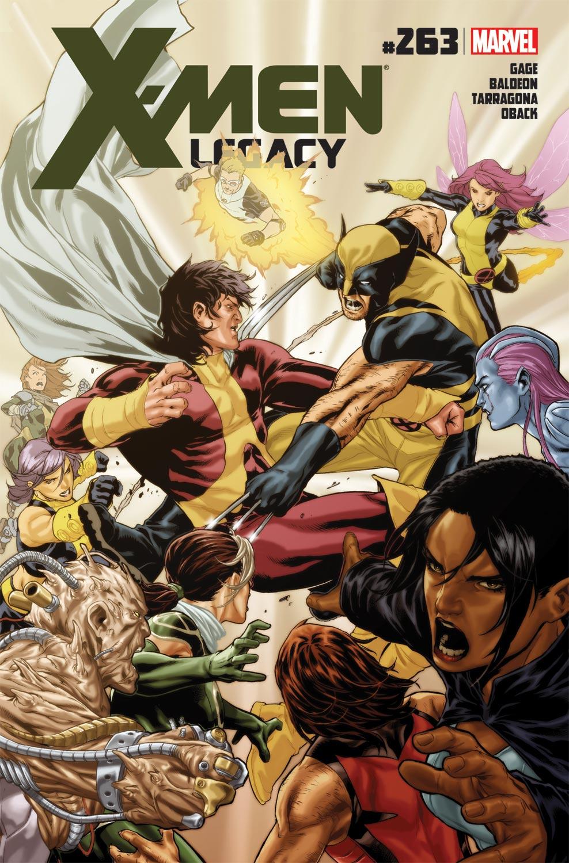 X-Men Legacy (2008) #263