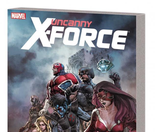 UNCANNY X-FORCE VOL. 5: OTHERWORLD TPB
