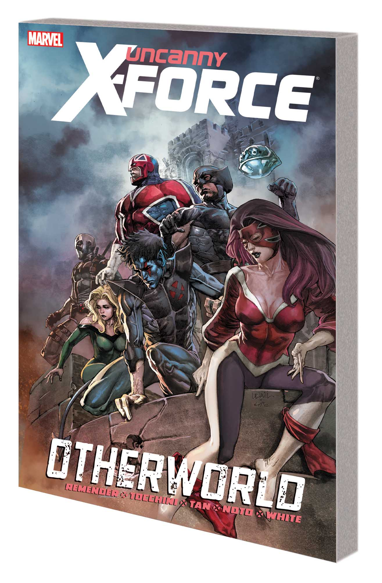 UNCANNY X-FORCE: OTHERWORLD PREMIERE HC (Hardcover)