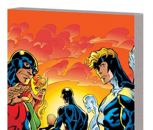 X-MEN: THE HIDDEN YEARS VOL. 2 TPB