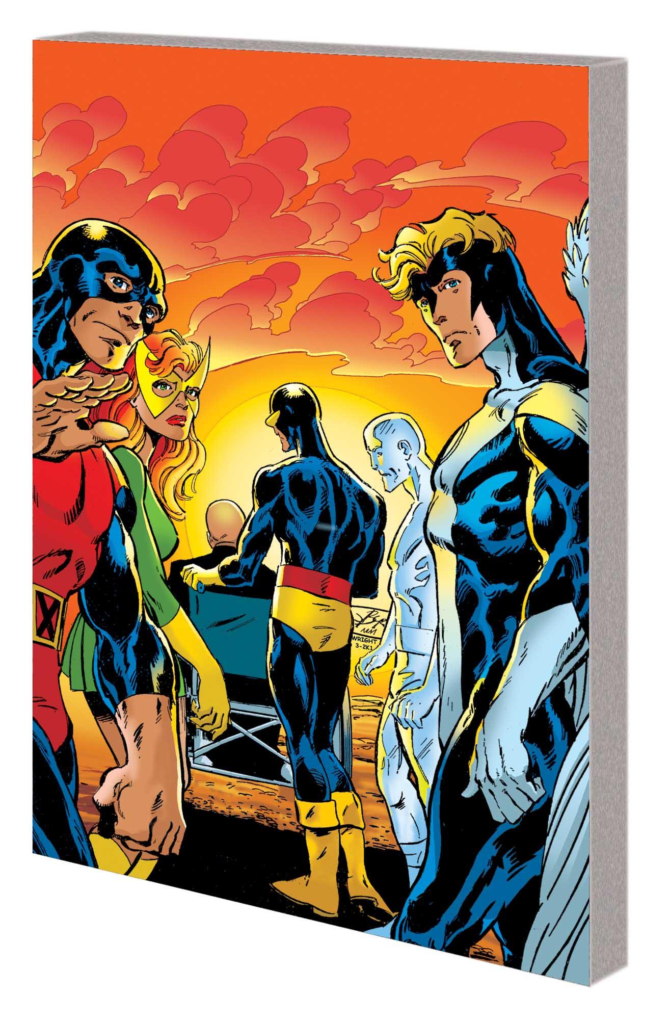 X-Men: The Hidden Years Vol. 2 (Trade Paperback)