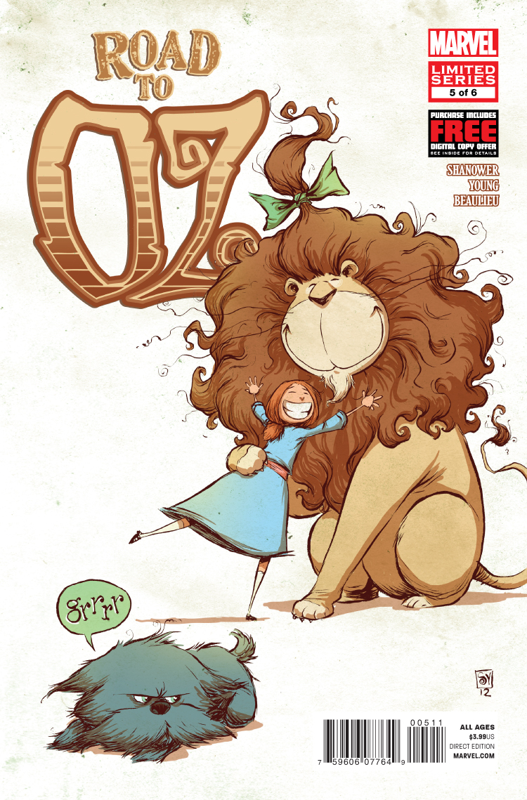 Road to Oz (2011) #5
