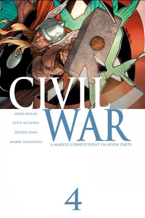 Civil War (2006) #4
