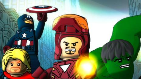 LEGO Marvel Super Heroes The Avengers
