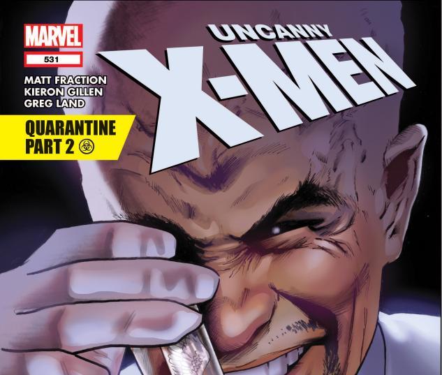 Uncanny X-Men #531
