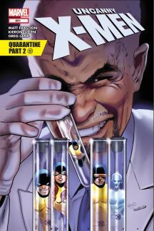 Uncanny X-Men (1963) #531