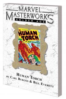 Marvel Masterworks: Golden Age Human Torch (Trade Paperback)